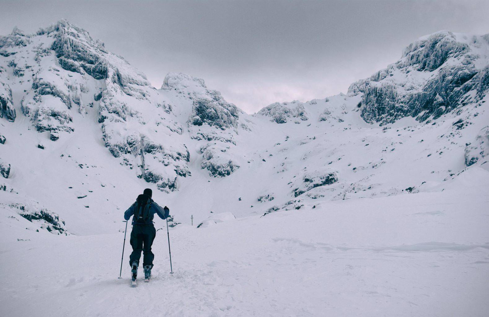 Зима в Рила, Мальовица